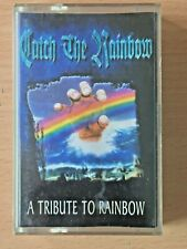 CATCH THE RAINBOW Tribute to Rainbow PHILIPPINES CASSETTE TAPE