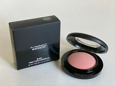 NEW! AUTHENTIC MAC MINERALIZE BLUSH POWDER - RAY BEAM ( SOFT PINK SHIMMER )