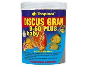 Tropical DISCUS GRAN D-50 PLUS BABY 100ml