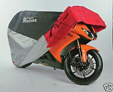 Oxford Rainex Deluxe Rain Dust Waterproof Motorcycle Cover Medium OF923 BC12509T
