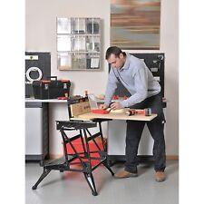 Black Decker Workbench Portable Project Tool Construction Center Vise Workmate 4