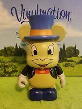 """DISNEY Vinylmation 3"""" Park Set 1 Jiminy Cricket Eachez Variant LE of 250 D23"""