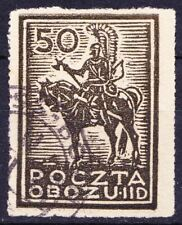 (PL) Polish Officers POW Camp Gross-born Fi 16 used expertised
