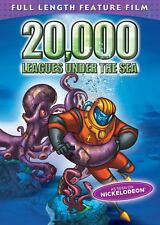 20,000 Leagues Under the Sea (DVD)  NEW