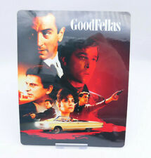 GOODFELLAS - Glossy Bluray Steelbook Magnet Cover (NOT LENTICULAR)