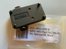 Elcan MRD (Micro Red Dot) Mount Kit Black (MRD-SDR-B) Armament Technology
