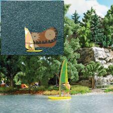 Busch 5486 - 1/87/H0 Lac avec Surfer - Neuf