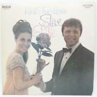 Vintage Steve Lawrence & Eydie Gorme Real Good Lovin' Album Record Vinyl LP