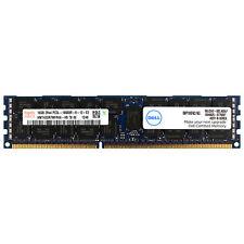 DELL POWEREDGE T410 T610 R610 R710 R715 R810 R720xd 16GB PC3L-10600 Memory Ram