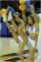4x6 UNSIGNED  PHOTO PRINT OF NBA / UCLA CHEERLEADERS #8
