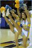 4x6 UNSIGNED  PHOTO PRINT OF NBA / UCLA CHEERLEADERS #8