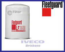 New Fleetguard Oil Filter Suits Toyota Landcruiser 1HZ LF3608