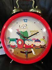Vintage Rare South Park Large Clock Cartman, Kyle, Stan, Mr. Hankey