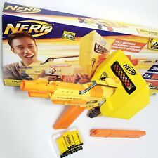 NERF ICON Series Stampede ECS Blaster Fully Motorized with Safety Switch