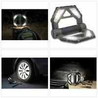 Might D Light Rechargeable Dark Gray 10-Watt 400 Lumen Folding LED Worklight