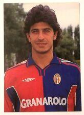 Cartolina Bologna Calcio 2000-01 Pasquale Padalino