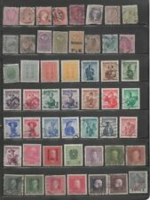 Austria Early Stamp Collection - 101 All Different Singles (Lot Austria 5)