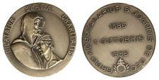 Medaglia Ordine Ospedaliero San Giovanni di Dio 1 Ottobre 1586 -1986 #PL139