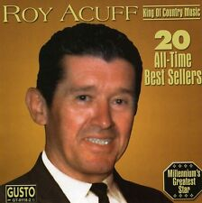 Roy Acuff - 20 All Time Best Sellers [New CD]