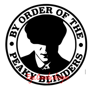 vinyl sticker decal tattoo laptop car order of the peaky blinders tommy shelby