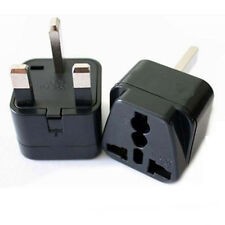 USA US EU Europe To UK British Travel Charger Adapter Plug Outlet Converter