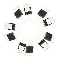 10 Pcs 3 Pin NPN TO-220 Power Transistors 100V 6A TIP41C I6I9