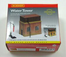 R8003 Hornby 00 Gauge Model Railway Loco Water Tower Building Kit New & Boxed