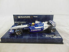 Minichamps 400 020005 Williams F1 BMW FW24 2002 R. Schumacher RACING NUMERO 5
