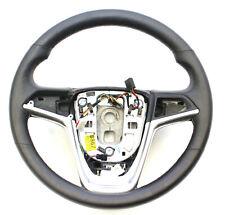 Original Opel Mokka 2012-2015 13473065 LENKRAD LEDER SCHWARZ Beheizt