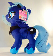 "PRINCESS Luna Plush Doll 12 "" / 30 cm MLP PONY PELUCHE 12"" UK STOCK alta qualità"