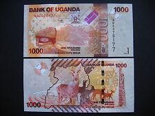 UGANDA  1000 Shillings 2010  (P49)  UNC
