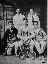 1919 Bronx NY Morris High School Yearbook~Photos~History~Baseball~World War One