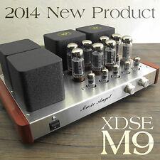 Music Angel XDSE M9 EL34 x 8 Vacuum Tube Hi-end Integrated Amplifier Class A IT