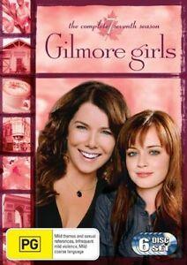 Gilmore Girls : Season 7 (DVD, 2008, 6-Disc Set) R4