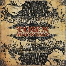 Heroes & Heretics by Town Mountain (CD, Oct-2008, CD Baby NEW! RARE!