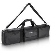 Neewer 30x7x3.7 inch Studio Tripod Umbrella Flash Kit Large Zipper Carrying Bag