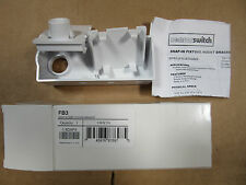 Sensor Switch FB3 Snap-In Deep Fixture Bracket 198W3N NEW!!! Free Shipping