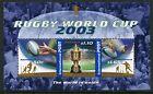 2003 Rugby World Cup CTO Mini Sheet - Flinders Lane