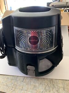 RAINBOW VACUUM CLEANER, E2 BLACK LED 2-SPEED Type 12 withHose
