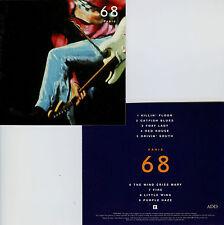 JIMI HENDRIX  Paris 68  LIVE