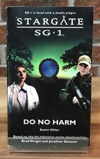 Stargate Sg-1 : Do No Harm Karen Miller Paperback Book #12