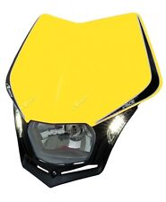 Panel Faro Delantero Rtech V-face LED Amarillo Suzuki Headlight