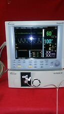 Datascope Passport 2 ECG NIBP SPO2 Anesthesia Patient Monitor GAS Module SE 1 Yr