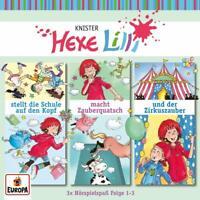 HEXE LILLI - 001/3ER BOX (FOLGEN 1,2,3)  3 CD NEU