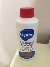 Cepton Medicated Skin Wash 150ml 7/2020.        Brand New In Box