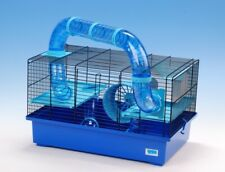 Hamster Cage Tubes House Wheel Water Bottle For Mouse Pet Animal Rodents Home