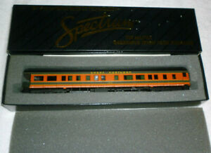 New, HO BACHMANN SPECTRUM OBSERVATION GREAT NORTHERN #A 10 CAR NO. 89036