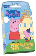 Top Trumps - Peppa Pig Activity Pack