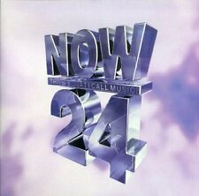 NOW THAT'S WHAT I CALL MUSIC - Now 24 - 2 CD - **Mint Condition** - RARE