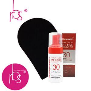 Red Velvet Mousse - RBS® - 30 Minute Self Tanner (FREE Tanning Mitt) - 100ml